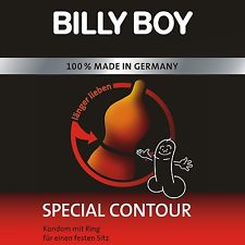 Billy Boy Contour Condoms