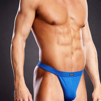 BL Perf Microfbr T-Back Blue