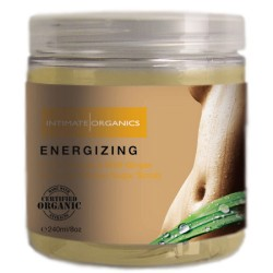 INT.ORGANICS Warm.Body Scrub Energ