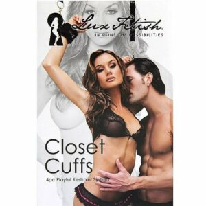 Lux Fetish Closet Cuffs Gallery