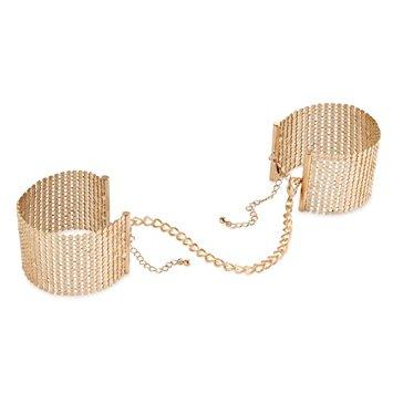 Bijoux Desir Handcuffs Gold