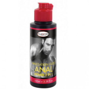 Malesation Anal Hybrid Water Based Personal Lubricant